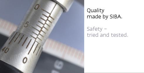 quality made by siba - safety tried and tested